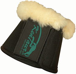 Neoprene Bell Boots with Sheepskin #4191
